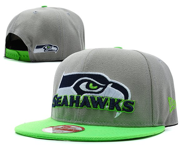 Seattle Seahawks Snapback Hat SD 8507